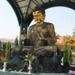Темный Будда