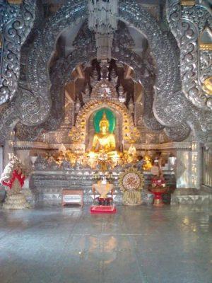 Silver-Temple