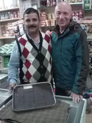 Bhagsu-cake