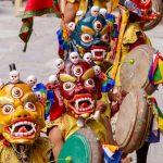 Тибетская мистерия Чам (Цам)