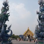 Голубой храм Чианг Рая